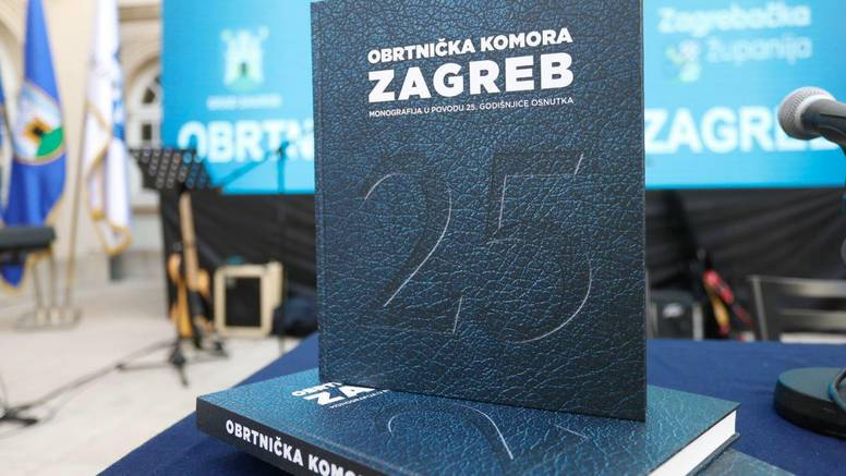 Obrtnička komora Zagreb proslavila 25. godišnjicu