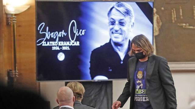 Suze su samo tekle niz obraze: 'Otišao je simbol Zagreba, kad čuješ Kranjčar misliš na Dinamo'