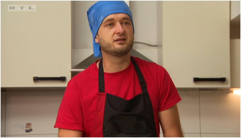 Bio u 'Superparu', a sada će pokazati kulinarsko umijeće