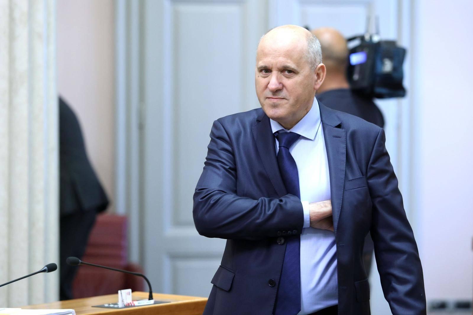 Bačić: Kuščević ipak neće biti član Odbora za zakonodavstvo