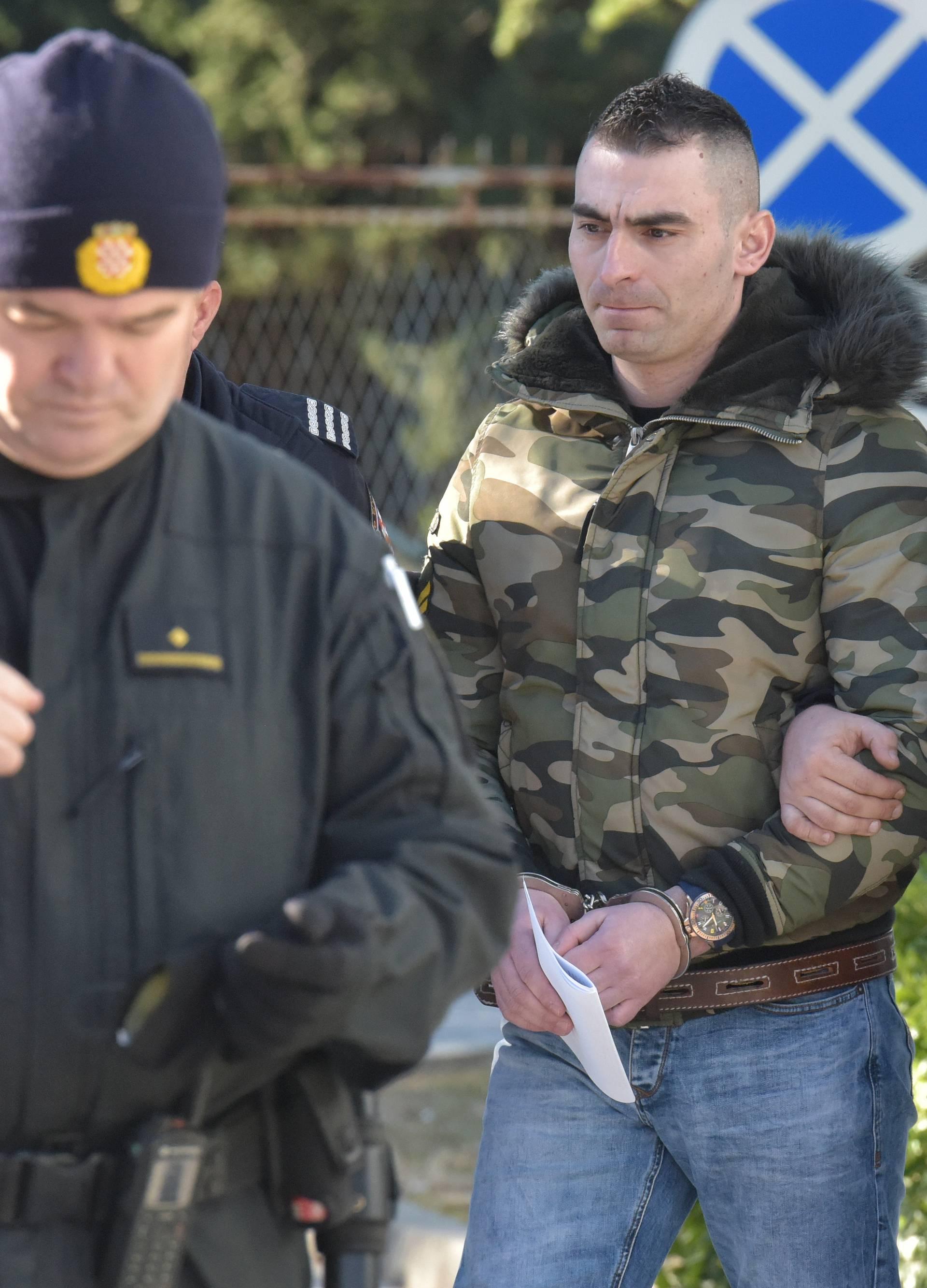 Zadar: Daruvarac za brutalno premlaćivanje djevojke dobio pet godina zatvora