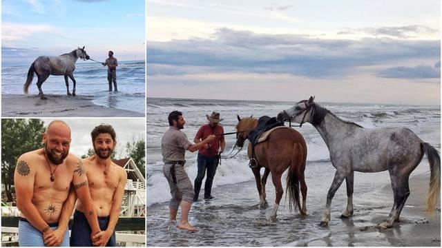 Bućan i Veličan nakon mjesec dana stigli su do Crnog mora...