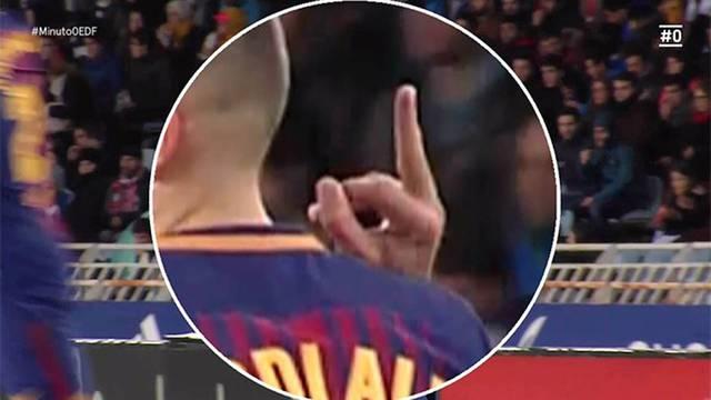 Sramotan potez igrača Barce: Pa što onda? I mene vrijeđaju