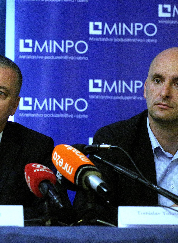 Tolušić i Horvat: Spasili smo Agrokor i hrvatsku ekonomiju