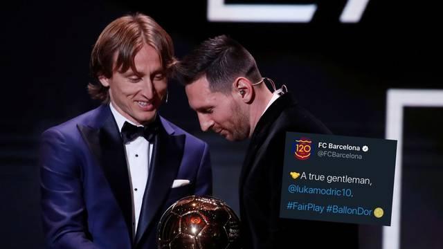 Barcelona se divi potezu Luke Modrića: Baš si pravi gospodin