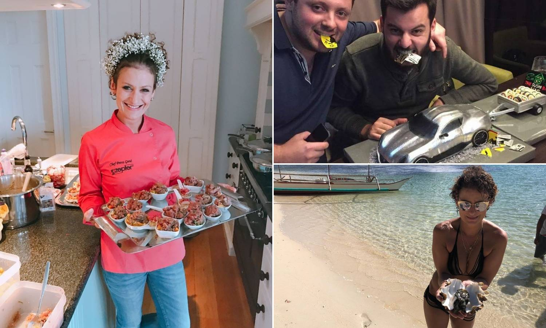 Petra Gerić: Jared Leto se u mojoj ribi 'davio' četiri dana
