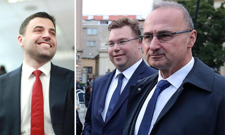 Ministri prozvali šefa SDP-a: Ne zna ništa o EU fondovima, laže. Možda da on upiše neki studij