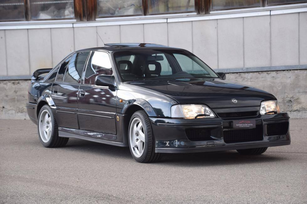 Želite li ovu Opel Omegu trebat ćete pripremiti 500.000 kuna