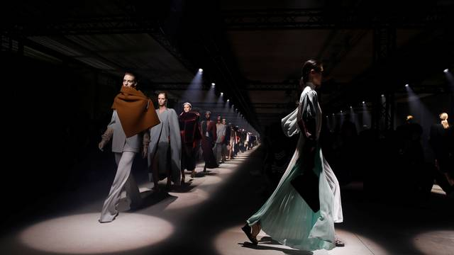 Givenchy's Fall/Winter 2020/21 show in Paris Fashion Week