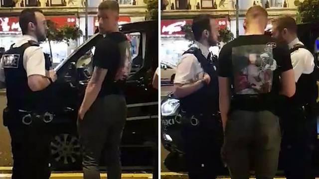 Napio se, a onda odbio platiti: 'Nemam vam ja love za taksi...'