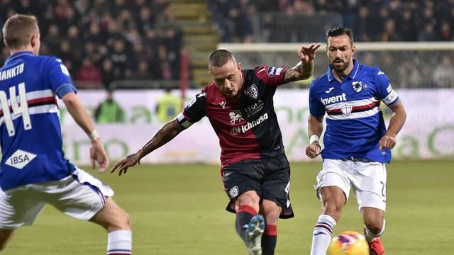 ITA, Serie A, Cagliari Calcio vs Sampdoria Genoa