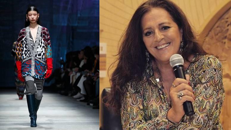 Angela Missoni nakon gotovo četvrt stoljeća odlazi s čela slavne talijanske kompanije