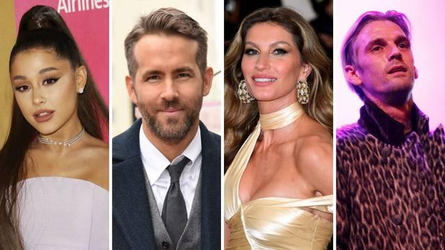 Anksiozni, depresivni: Ni slavni nisu imuni na mentalne bolesti
