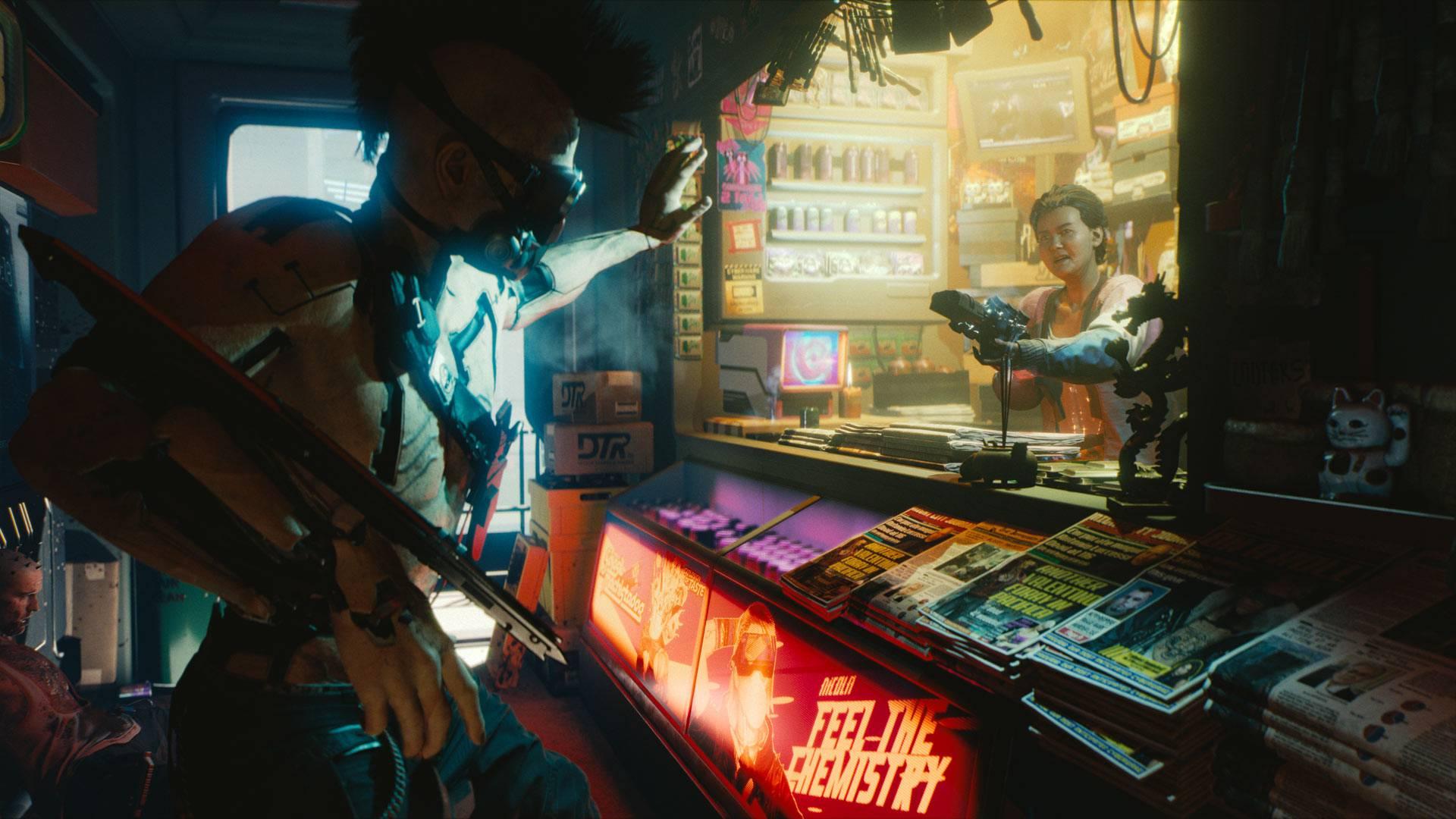 U genijalni video za Cyberpunk 2077 ubacili i skrivenu poruku