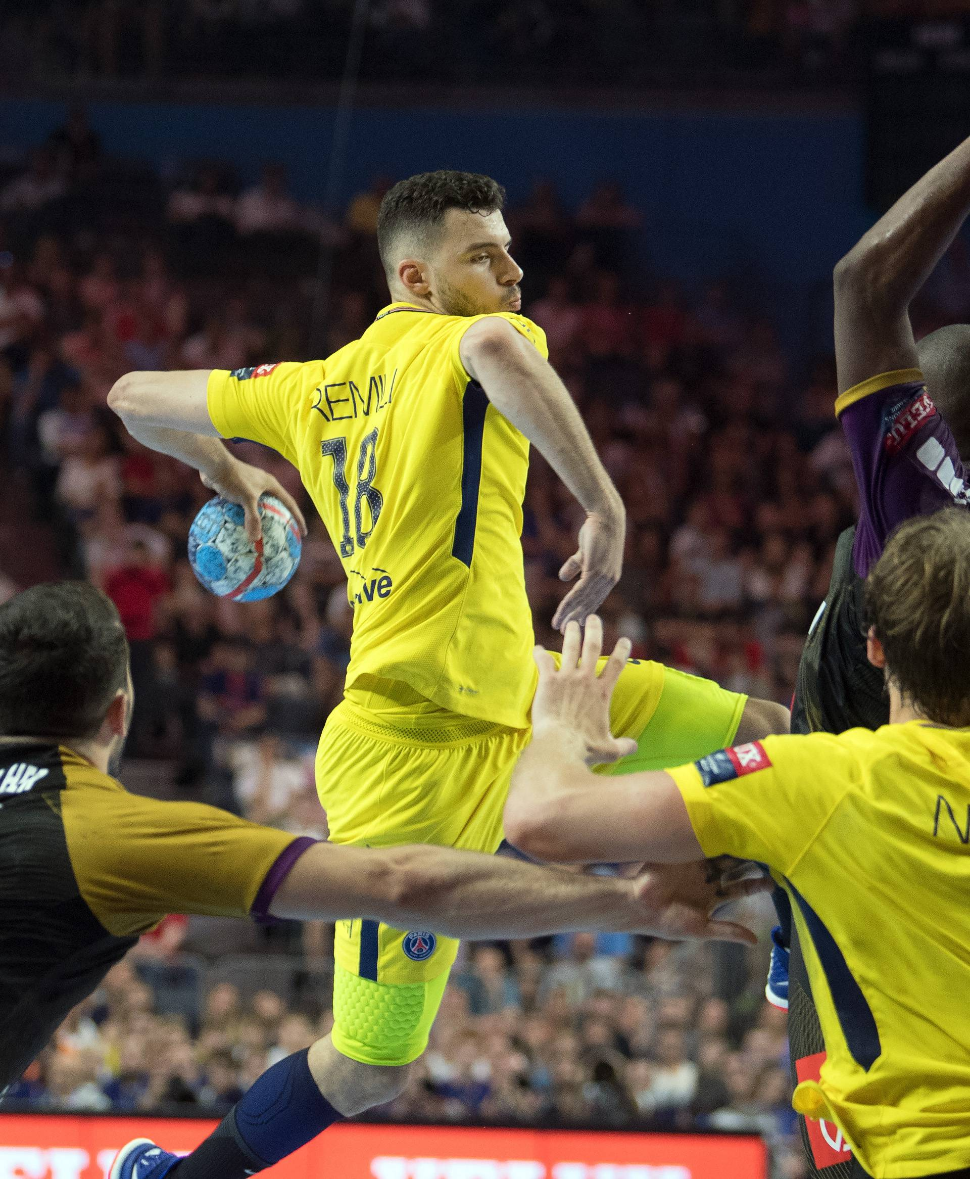 Handball: HBC Nantes - Paris St. Germain