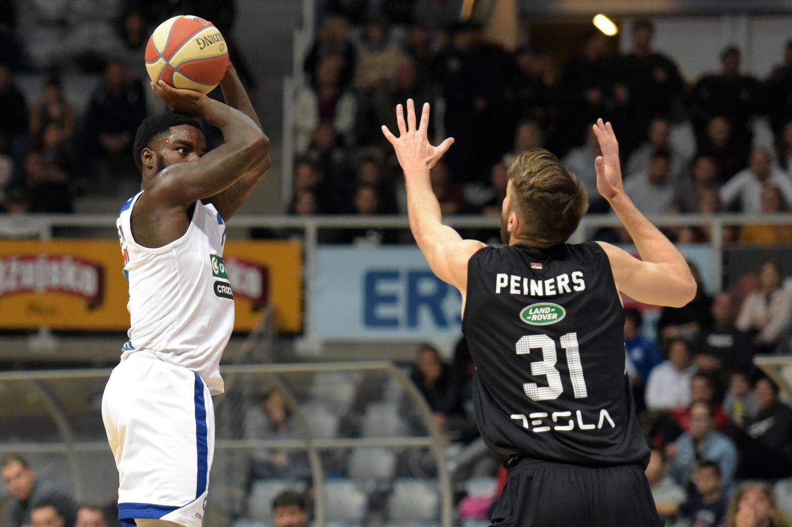 Zadar: U 6. kolu ABA lige susreli se Zadar i Partizan