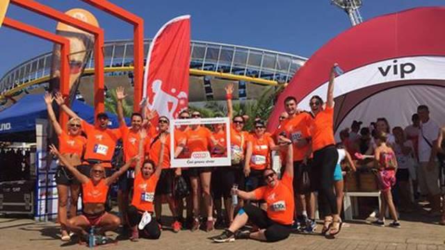 VIP ponosni partner najzabavnije utrke u Hrvatskoj