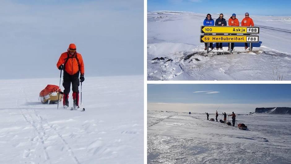 Prvi mi je cilj otići na OI, a želim na Aljasku, Antarktiku i u Sibir, ali više nikad neću na Grenland!