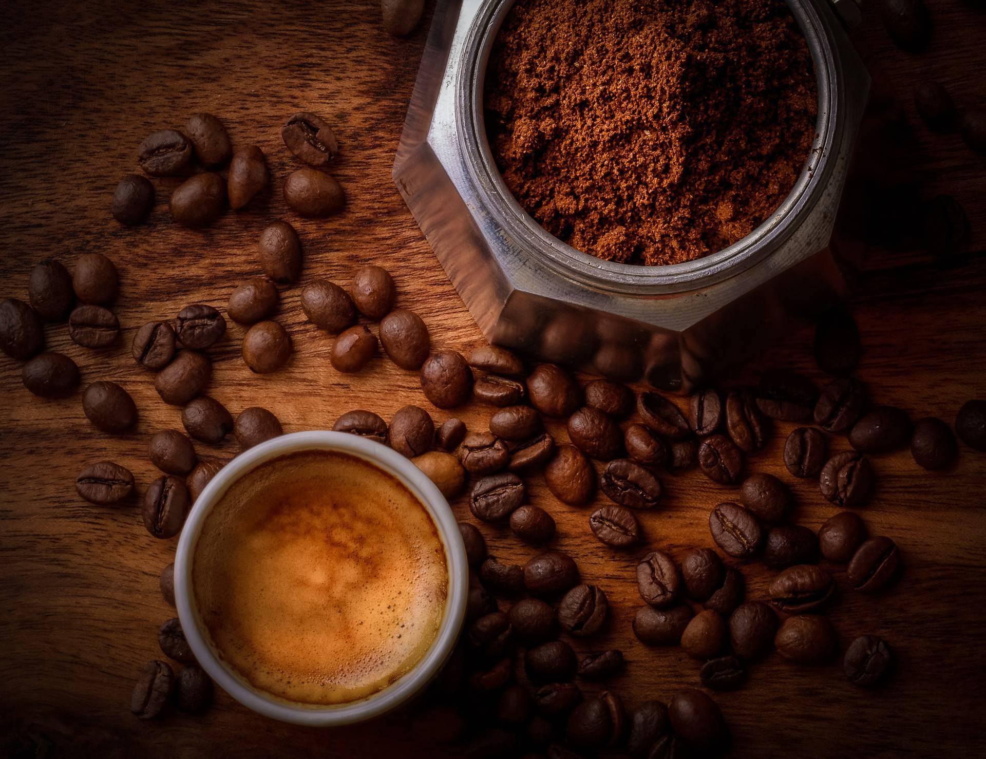 Ilustracija kave