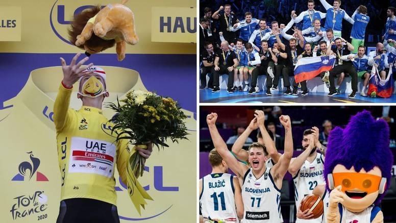 Slovenska tvornica čuda: Od Dončića, rukometa i odbojke do pobjednika Tour de Francea