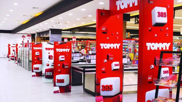 Tommy će i ove godine svojim zaposlenicima isplatiti božićnicu u visini do 1500 kn
