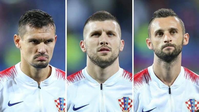 Otkriveno: U Bakuu su bolesni igrali Brozović, Lovren, Rebić...