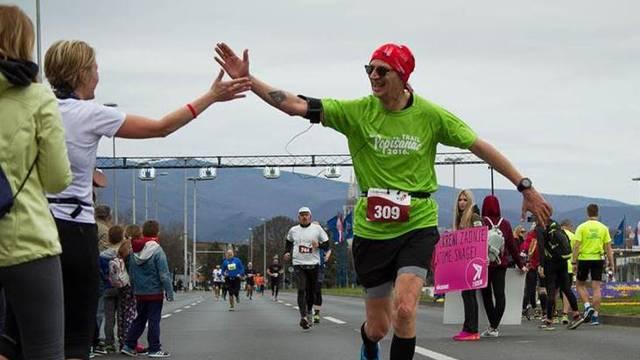 Nije odustajao:  Goran je bio u kolicima, a danas je maratonac