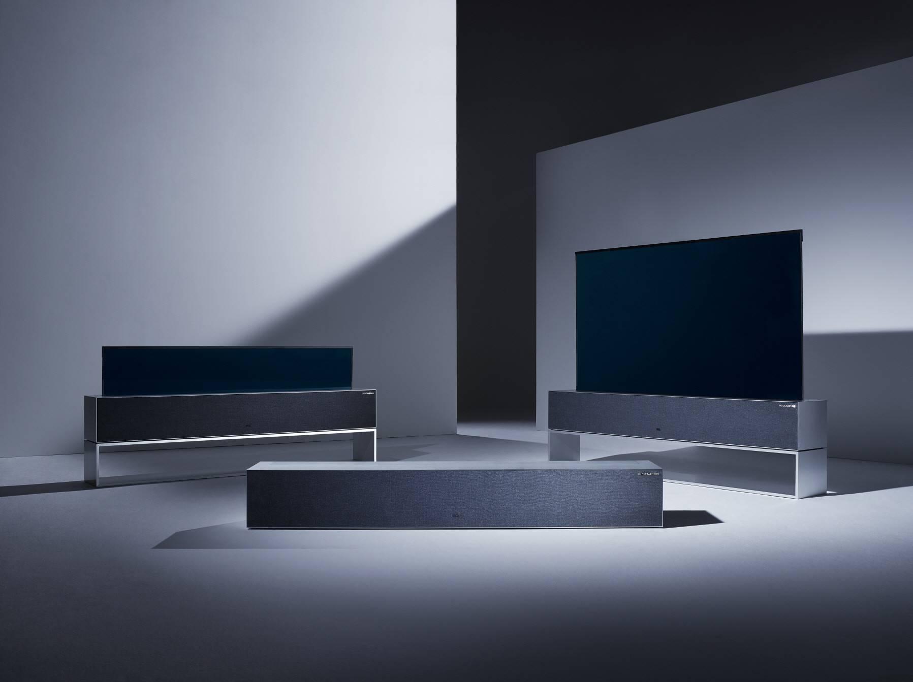 LG predstavio OLED TV koji se zarola u kutiju kad ne radi