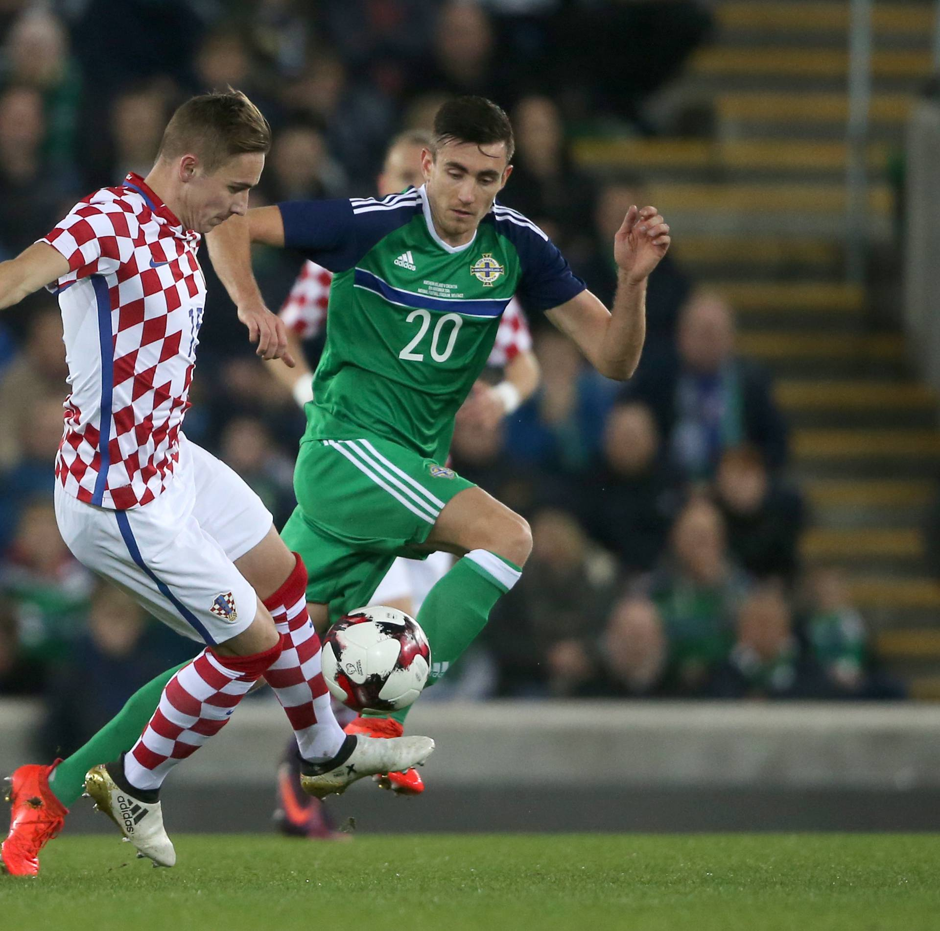 Northern Ireland v Croatia - International Friendly - Windsor Park