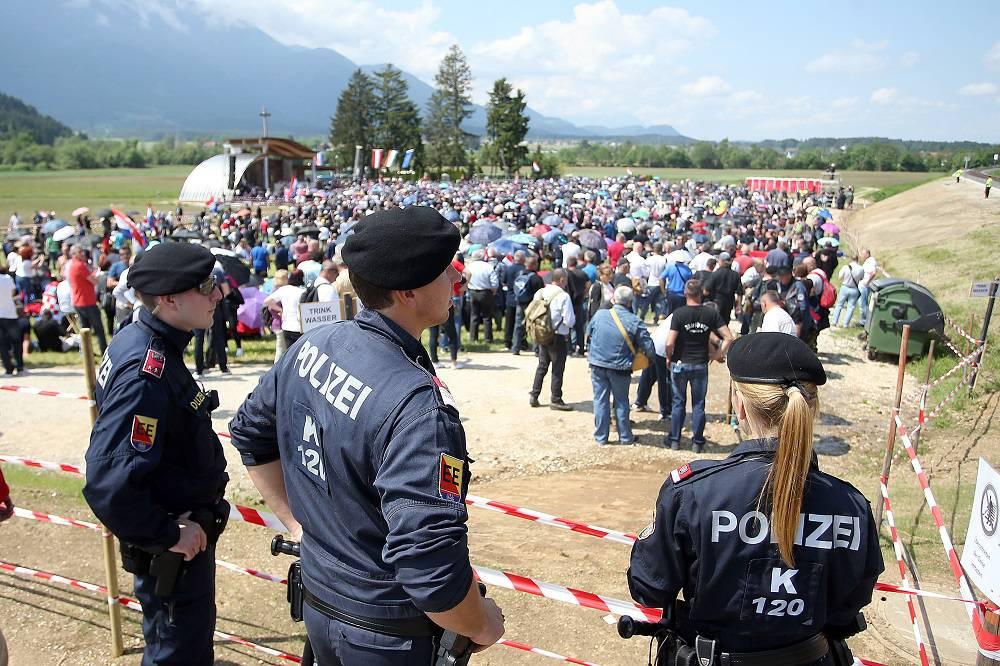 Hrvat pozdravljao sa Sieg Heil u Austriji - 18 mjeseci zatvora
