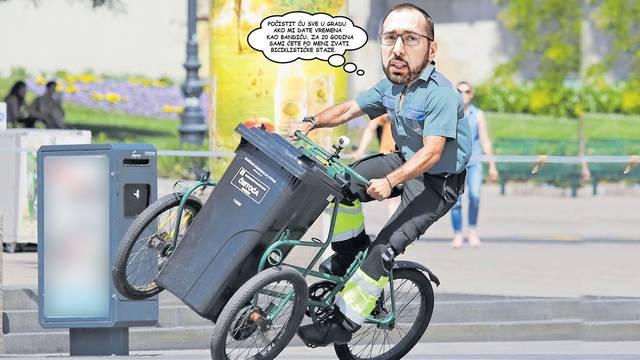 Muke po otpadu: Tomaševiću se gomila smeće u gradu, a dok ne nađe rješenje kupuje vrijeme