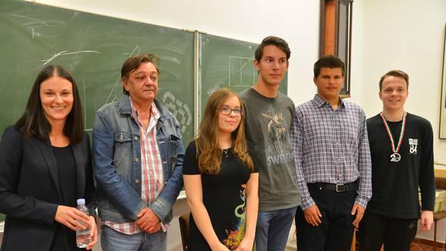 Svjetski priznata znanstvenica ugostila mlade astrofizičare