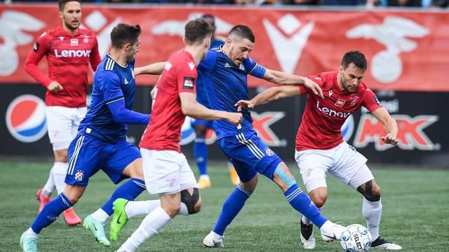 Uzvratna utakmica Valura i Dinama u 1. pretkolu Lige prvaku