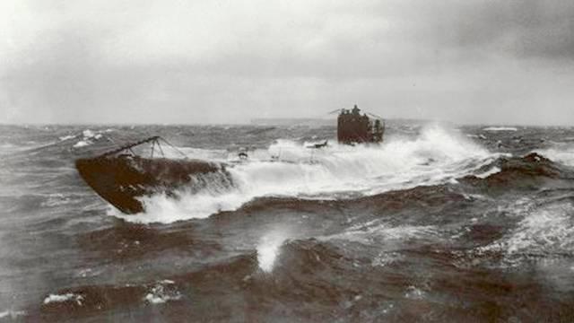 Misterij potonule podmornice: 'Napala nas je morska neman'