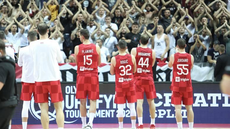 Hrvatski košarkaši na Slovence, Šveđane i Fince u borbi za SP