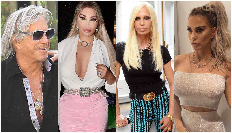 Kraljevi ekstrema: Alves postao Barbie, Rourke se boji starenja, a Katie Price ima jezive ožiljke