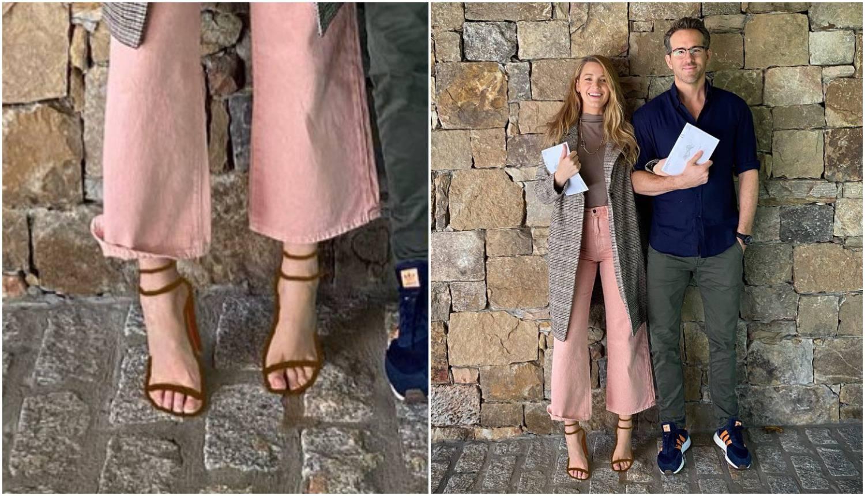 Blake objavila fotku s glasanja, ali pažnju 'ukrala' njena stopala