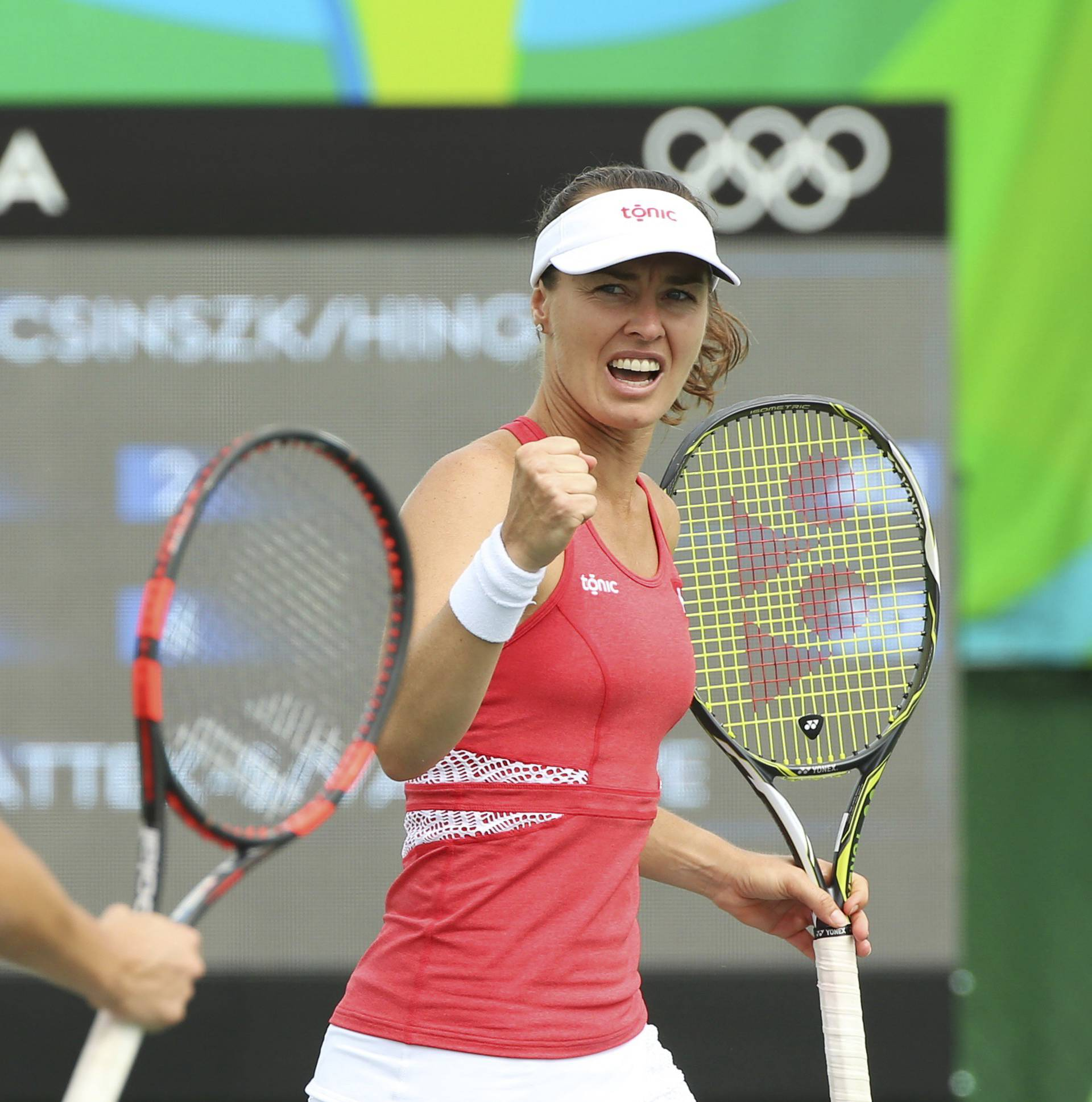Tennis - Women's Doubles Second Round