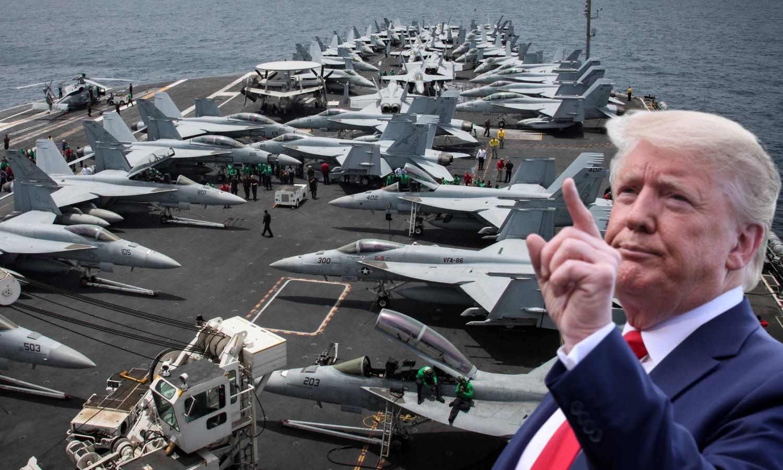 Trump naredio udar na Iran pa otkazao: Avioni već bili u zraku