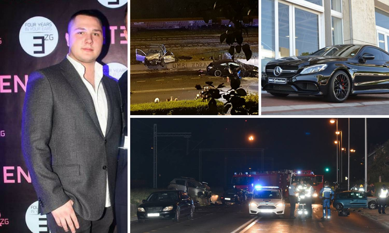 Vještačenje gotovo: Kamenički vozio 195 km/h, dvoje poginulo