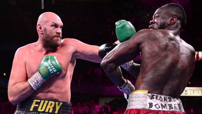 Wilder: Znao sam da Fury nije nabio kilažu da bi bio baletan