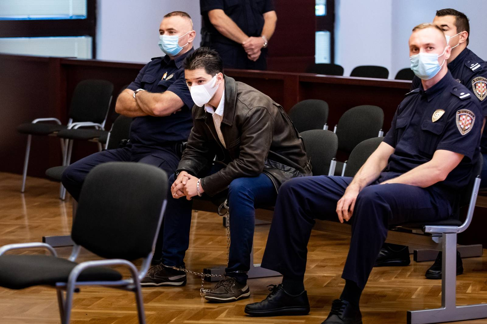 Split: Nastavljeno suđenje Filipu Zavadlavu