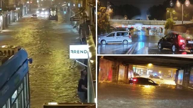 Vjerovali ili ne: Zagrepčani će platiti i čišćenje kiše iz poplave!