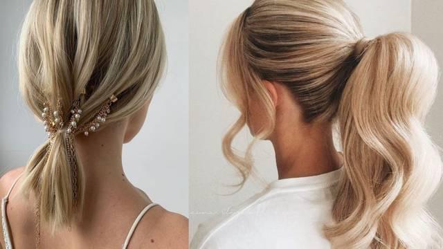 Rep je zakon: 10 varijanti ove klasične i jednostavne frizure