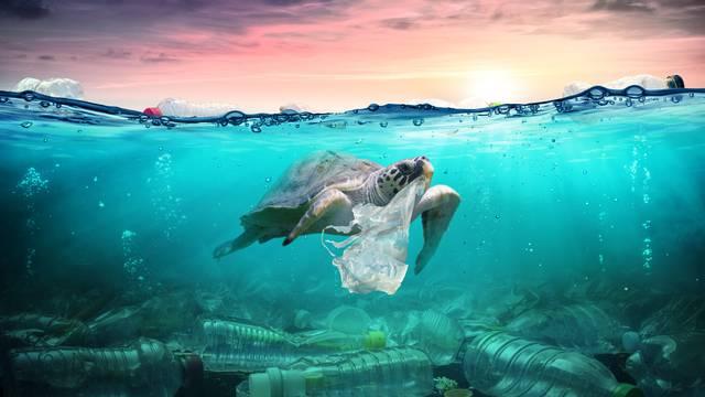 Iz podmorja proteklog vikenda izvučeno čak 70 kubika otpada