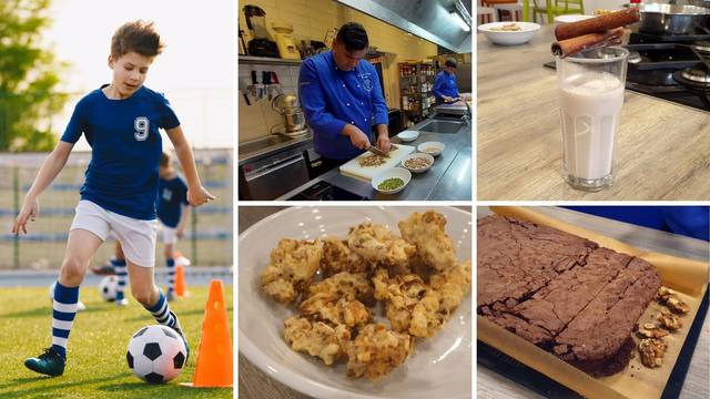 Recept za sportski uspjeh: Tri super jela za brzi oporavak mladih sportaša nakon treninga