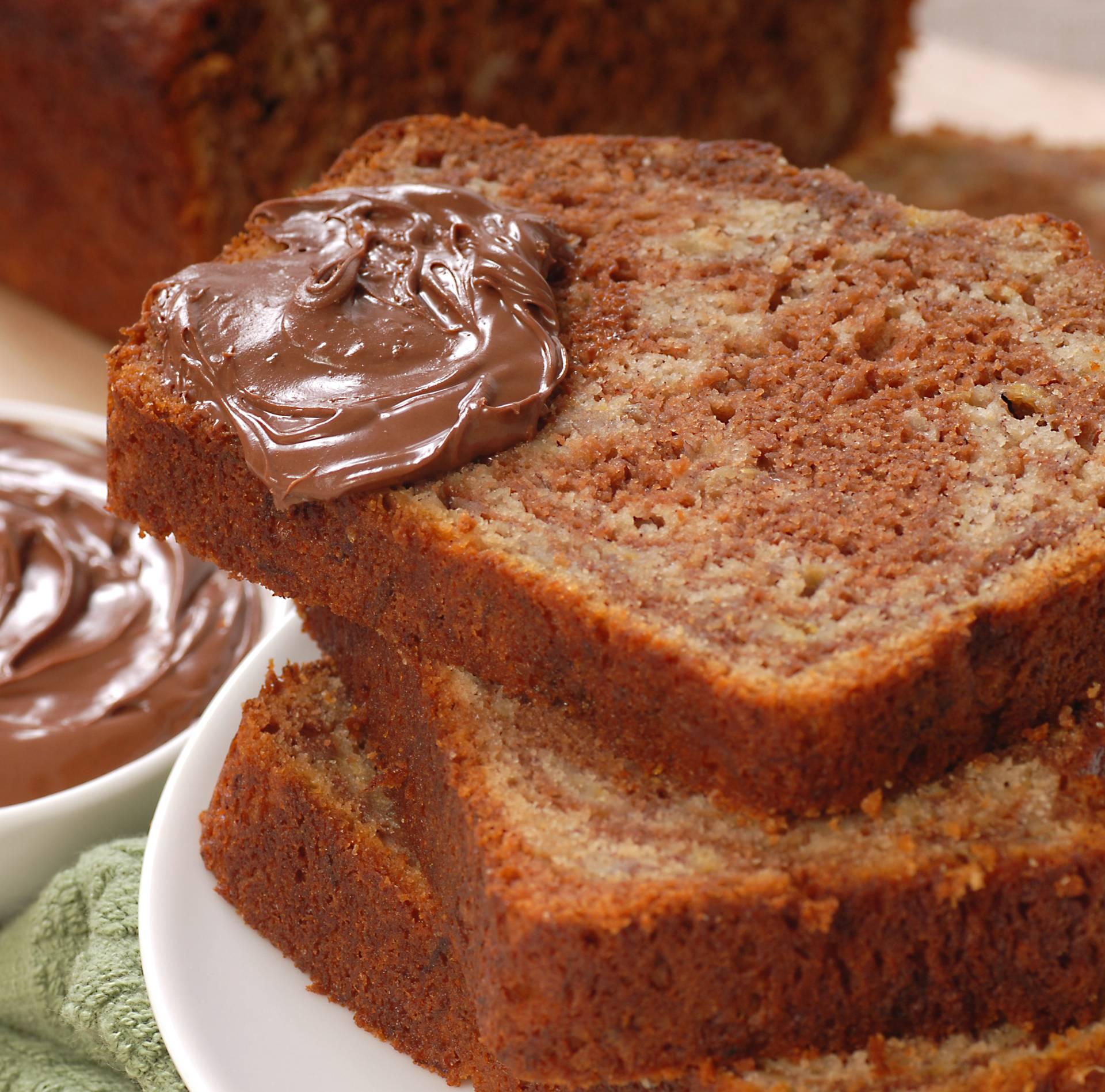 Kruh od Nutelle: Jednostavan je za napraviti, a jako ukusan