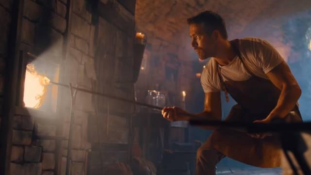 Reynolds objavio reklamu za džin koju je snimio u Hrvatskoj