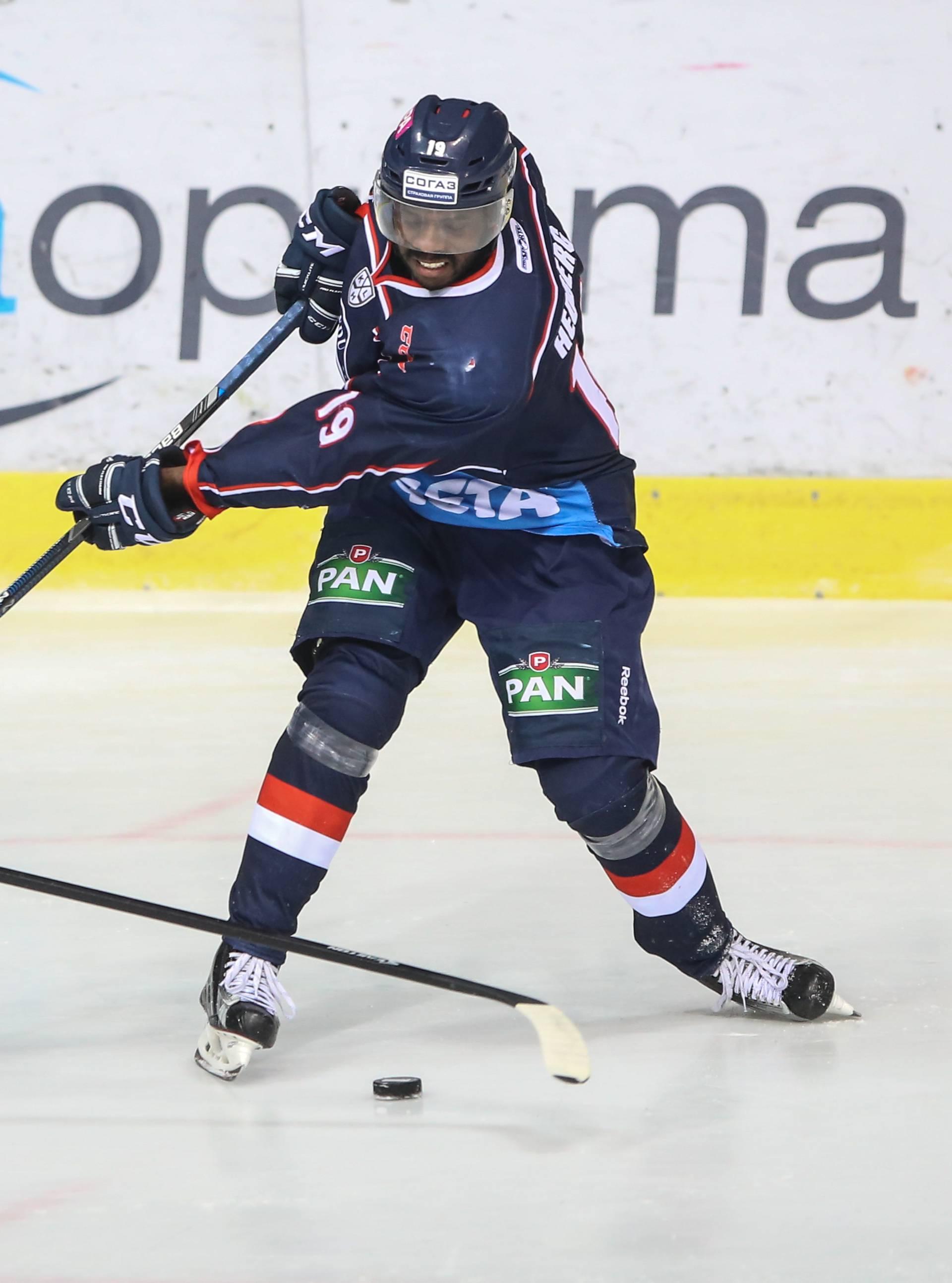 KHL Medvescak - Avangard Omsk