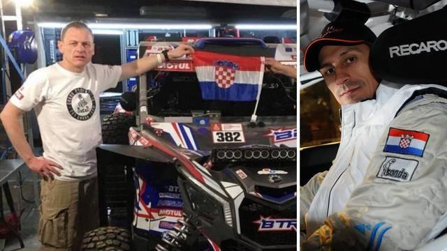 Hrvati velikog srca: Francuskoj posadi usred utrke točili benzin